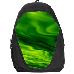 Green Backpack Bag