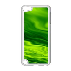 Green Apple iPod Touch 5 Case (White)