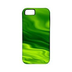 Green Apple Iphone 5 Classic Hardshell Case (pc+silicone)