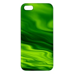Green iPhone 5 Premium Hardshell Case