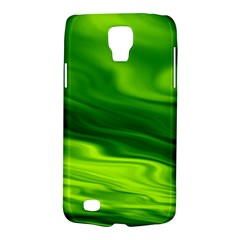 Green Samsung Galaxy S4 Active (I9295) Hardshell Case