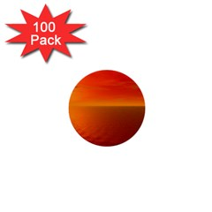 Sunset 1  Mini Button (100 pack)