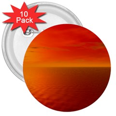 Sunset 3  Button (10 pack)