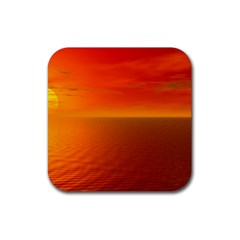 Sunset Drink Coasters 4 Pack (square)