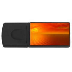 Sunset 1GB USB Flash Drive (Rectangle)