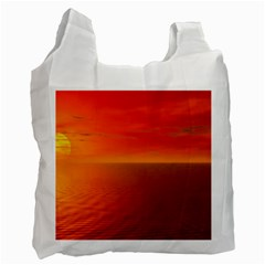 Sunset Recycle Bag (Two Sides)