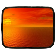 Sunset Netbook Case (XL)
