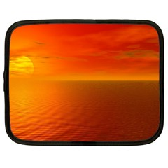 Sunset Netbook Case (XXL)