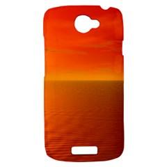 Sunset HTC One S Hardshell Case