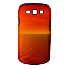 Sunset Samsung Galaxy S III Classic Hardshell Case (PC+Silicone)