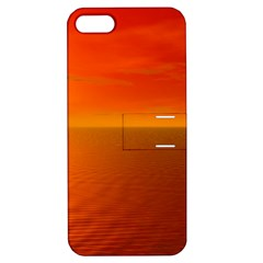 Sunset Apple iPhone 5 Hardshell Case with Stand
