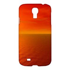Sunset Samsung Galaxy S4 I9500/I9505 Hardshell Case