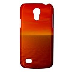 Sunset Samsung Galaxy S4 Mini Hardshell Case