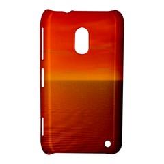 Sunset Nokia Lumia 620 Hardshell Case