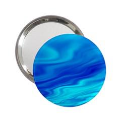 Blue Handbag Mirror (2.25 )