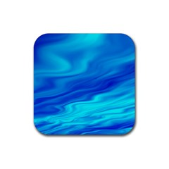 Blue Drink Coasters 4 Pack (Square)