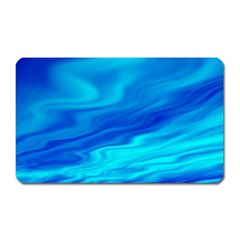 Blue Magnet (Rectangular)
