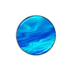 Blue Golf Ball Marker (for Hat Clip)