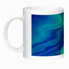Blue Glow In The Dark Mug