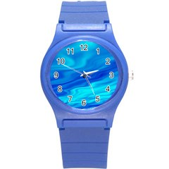 Blue Plastic Sport Watch (Small)