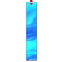 Blue Large Bookmark