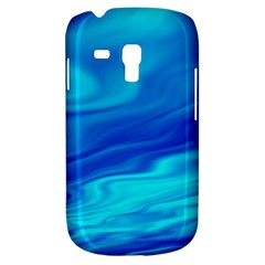 Blue Samsung Galaxy S3 MINI I8190 Hardshell Case