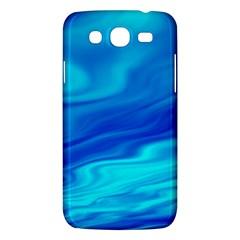 Blue Samsung Galaxy Mega 5.8 I9152 Hardshell Case