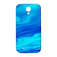 Blue Samsung Galaxy S4 I9500/I9505  Hardshell Back Case