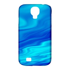 Blue Samsung Galaxy S4 Classic Hardshell Case (PC+Silicone)