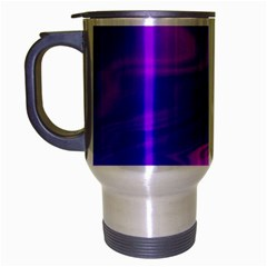 Design Travel Mug (Silver Gray)
