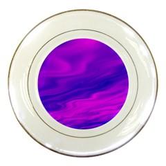 Design Porcelain Display Plate