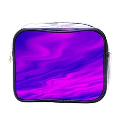 Design Mini Travel Toiletry Bag (one Side)