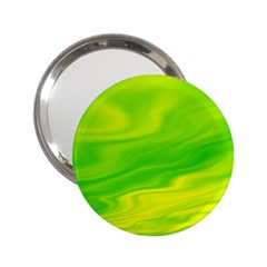 Green Handbag Mirror (2.25 )