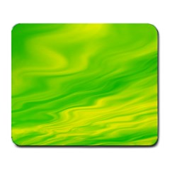 Green Large Mouse Pad (rectangle)