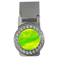 Green Money Clip (CZ)