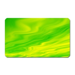 Green Magnet (Rectangular)