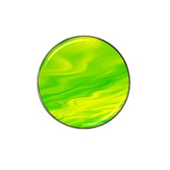 Green Golf Ball Marker 10 Pack (for Hat Clip)