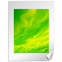 Green Canvas 36  x 48  (Unframed)
