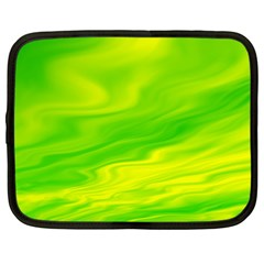 Green Netbook Case (large)