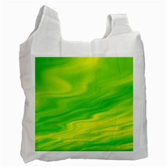 Green Recycle Bag (One Side)