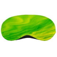 Green Sleeping Mask