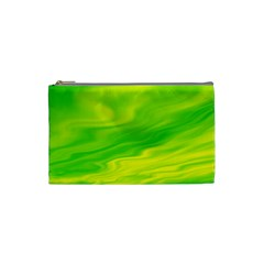Green Cosmetic Bag (Small)