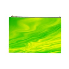 Green Cosmetic Bag (Large)