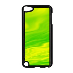 Green Apple Ipod Touch 5 Case (black)