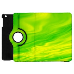 Green Apple iPad Mini Flip 360 Case