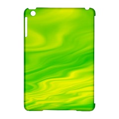 Green Apple Ipad Mini Hardshell Case (compatible With Smart Cover)