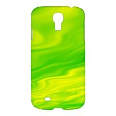 Green Samsung Galaxy S4 I9500/i9505 Hardshell Case