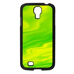 Green Samsung Galaxy S4 I9500/ I9505 Case (black)