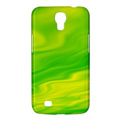 Green Samsung Galaxy Mega 6 3  I9200
