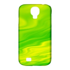 Green Samsung Galaxy S4 Classic Hardshell Case (PC+Silicone)